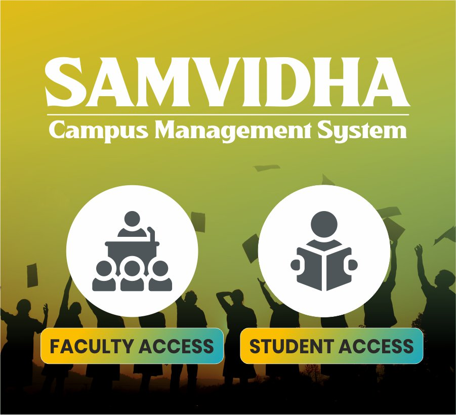 Samvidha - Campus Management System